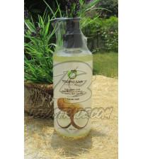 Натуральное 100% кокосовое масло холодного отжима от Tropicana Oil 250 мл, Natural Coconut Oil 100%