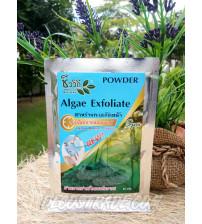Маска для лица с порошком водоросли Спирулина от Bio Way, Powder Algae Exfoliate, 20 гр