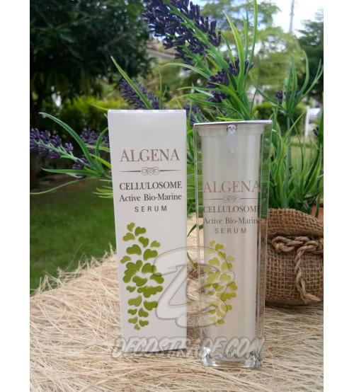 Био-морская сыворотка для лица от Algena, Cellulosome Active Bio-Marine Serum, 30 гр