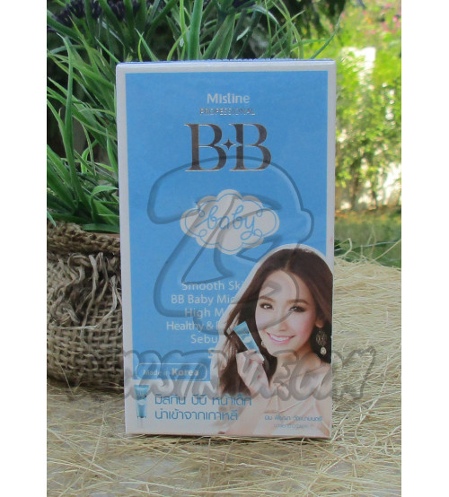 BB крем «Сияние юности» с SPF30 от Mistine, Professional BB Baby Face Cream SPF 30, 15 гр