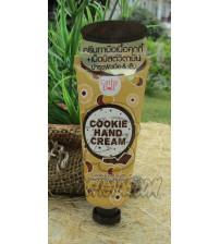 Отбеливающий крем для рук и ногтей с ароматом шоколадного печенья от Cathy Doll, Cookie Hand & Nail Cream, 30 гр
