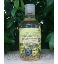 Шампунь для волос на основе масла чайного дерева для борьбы с перхотью и зудом от Myth, Organic tea tree oil hair & scalp treatment shampoo, 290 мл