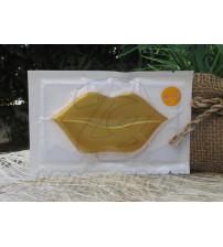 Золотая коллагеновая маска для губ от Belov, Lip Mask Gold, 6 гр