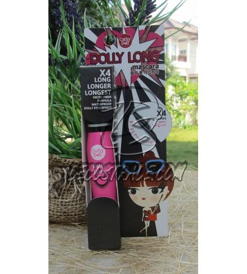 Экстра удлиняющая тушь для ресниц «Кукольный взгляд» от Cathy Doll,  Dolly Long Mascara, 8 гр