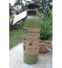 100% Натуральный шампунь «Кафрский лайм» от Home Made Organic, Kaffir Lime Shampoo, 360 мл