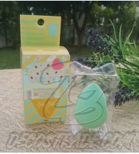 Волшебный бьюти-блендер (зеленый) от Cathy Doll,  Petit ice Cream Magic Blender, 1 шт