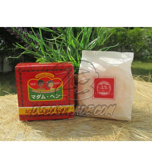 Мыло для проблемной кожи (против акне) от Madame Heng, Acne Clear soap, 150 гр