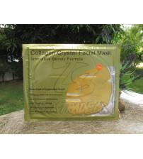 Коллагеновая золотая маска для лица от Belov, Collagen Crystal Facial Mask «Gold», 60 гр