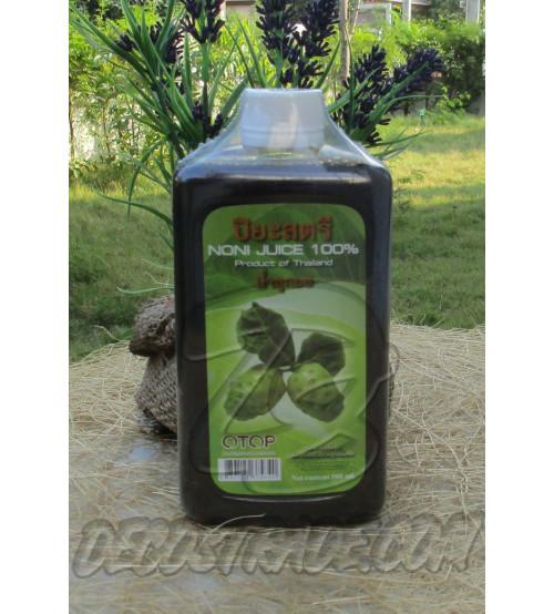 Натуральный 100% сок нони, Noni Juec 100%, 500 мл