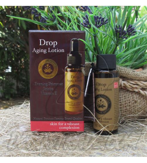 Натуральный антивозрастной лосьон от Madame Heng, Drop aging lotion, 30 мл