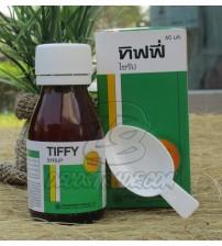 Сироп для облегчения простуды от TIFFY, 60 мл