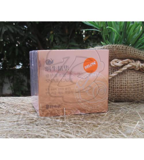 Улиточный лифтинг крем для лица «Han Jia Ne» от Belov, Snail Care Cream Han Jia Ne, 55 гр