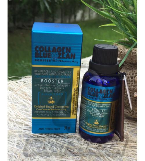 Коллагеновая сыворотка «Collagen Blue Ozean» от Madame Heng, 30 мл