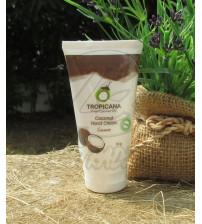 Кокосовый крем для рук  без парабенов от Tropicana Oil, Coconut Hand Cream (non-parabe), 50 гр