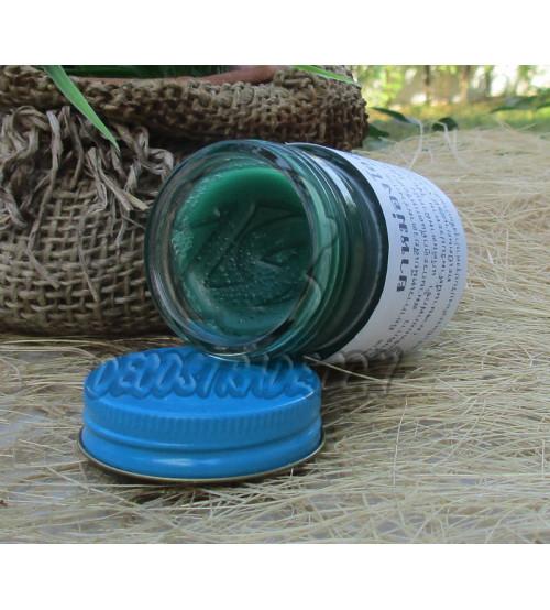 Тайский бальзам зеленый, Thai Label Balm Green, 50 гр