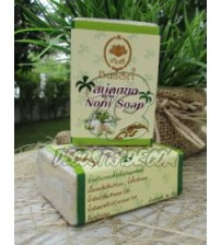Натуральное мыло с Нони от BuaSri, Noni Soap, 90 гр