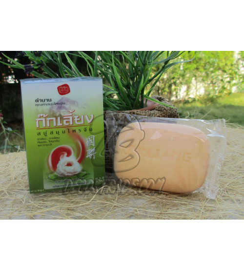 Натуральное растительное мыло от Kokliang, Chinse Herbal Soap, 90 гр