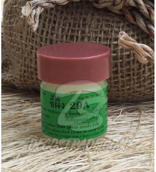 Тайская мазь от псориаза Salve 29 A, 7,5 гр