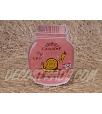 Casanovy Snail Plus Ginseng Facial Mask Serum 10ml.