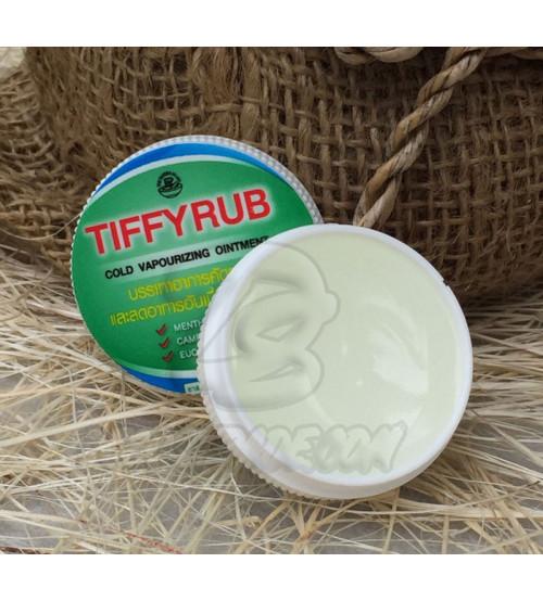 Мазь от простуды Tiffy Rub, 6 гр