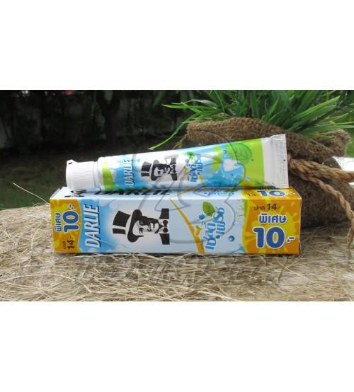 Зубная паста «Освежающая мята» от Darlie, Zesty Fresh Mint, 40 гр