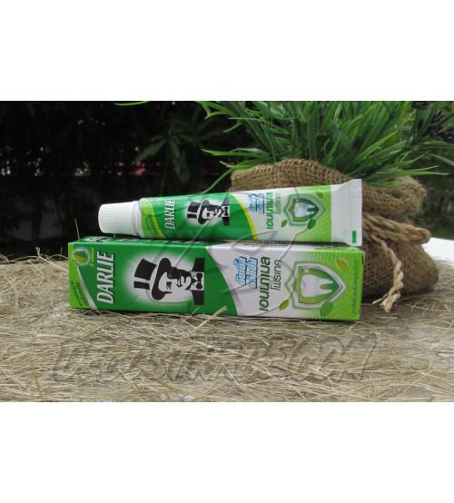 Зубная паста «Двойная защита эмали» от Darlie, Double action Enamel protect, 35 гр