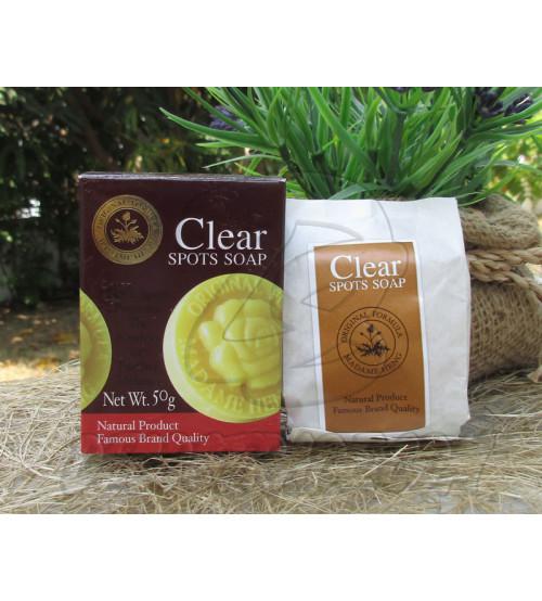 Мыло против пигментации от Madame Heng, Clear spots Soap, 50 гр