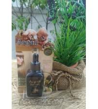 Восстанавливающая сыворотка для волос на основе Арганового масла от Phutawan, Argan Serum Hair Oil, 35 мл
