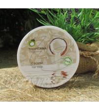 Кокосовая маска для волос без парабенов от Tropicana Oil, Coconut Hair Mask (non-parabe), 250 Гр