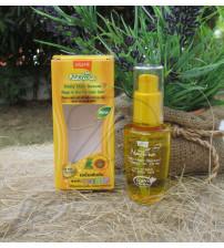Интенсивная сыворотка для окрашенных волос с натуральными маслами от Lolane Natura, Daily silky Hair Serum Magic In One For Color Care, 50 мл
