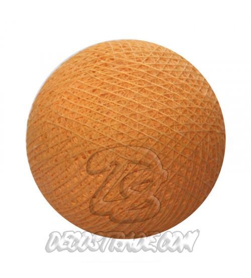 Хлопковый шар для гирлянды, диаметр 6.5 cm 5115