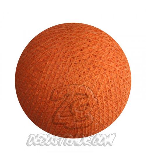 Хлопковый шар для гирлянды, диаметр 6.5 cm 5125