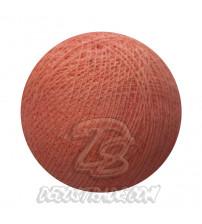 Хлопковый шар для гирлянды, диаметр 6.5 cm 5169
