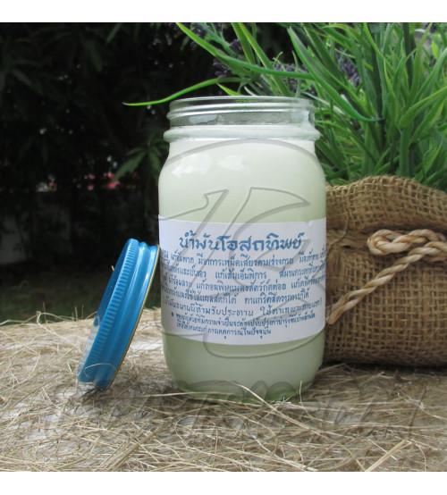 Белый тайский бальзам, Thai Label Balm White, 200 гр