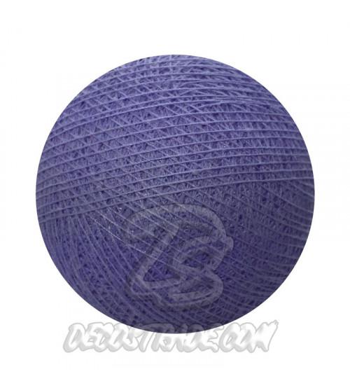 Хлопковый шар для гирлянды, диаметр 6.5 cm 5331
