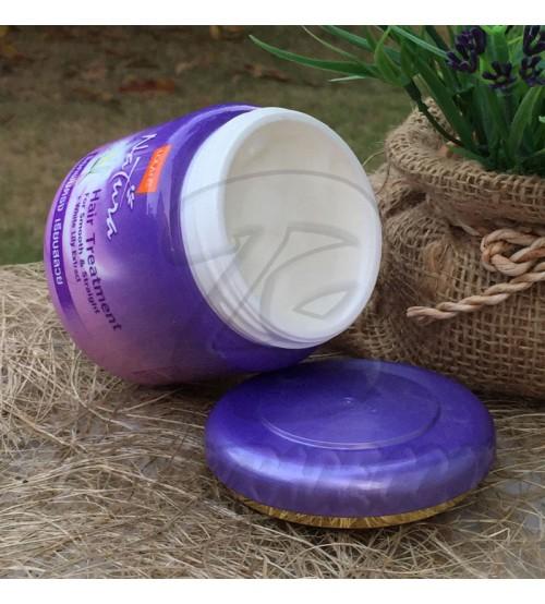 Маска для создания гладких и прямых волос с экстрактом Белой Лилии от Lolane Natuta, Hair Treatment for Smooth & Straight (White Lily), 250 гр