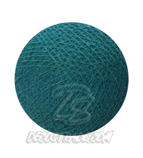 Хлопковый шар для гирлянды, диаметр 6.5 cm 5525