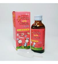 Pharmahof 8 Vita с лизином для детей 60 мл