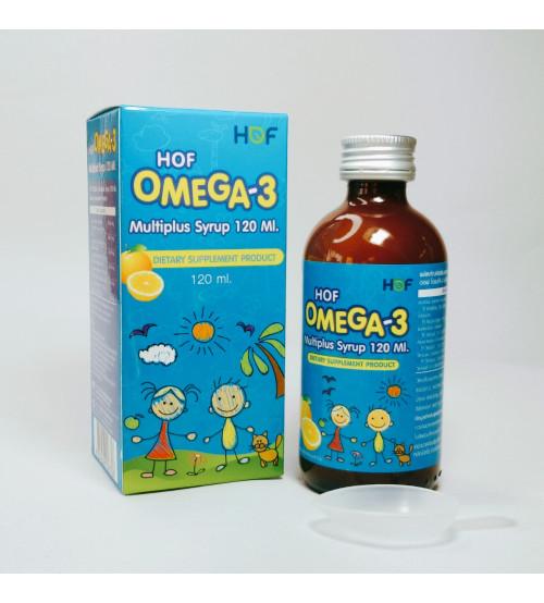 HOF OMEGA-3 Multiplus сироп 120 мл