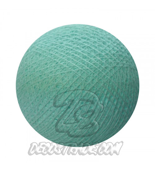 Хлопковый шар для гирлянды, диаметр 6.5 cm 5553