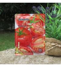 Витаминная тканевая маска для лица с Томатом от Belov, Tomato Face Mask, 38 мл