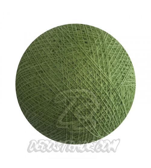 Хлопковый шар для гирлянды, диаметр 6.5 cm 5627