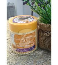Маска для ослабленных волос с медом и молоком от Caring, Treatment Honey Milk Protein, 250 мл