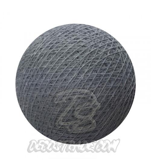 Хлопковый шар для гирлянды, диаметр 6.5 cm 5945