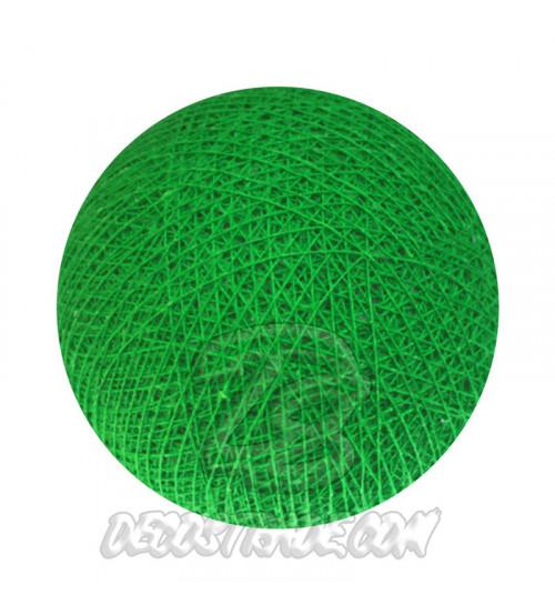 Хлопковый шар для гирлянды, диаметр  6.5 cm 5611