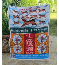 «Одиннадцать тигров» энергетический травяной сбор, Eleven Tigers Herbal Bar Energizer, 20 гр
