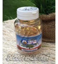 Витамины с коллагеном и белым чаем, защита волос от солнца от  More Than B5 (Yellow) , 50 капсул