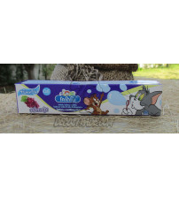 Детская зубная паста «Виноград» от Kodomo, Grape toothpaste for kids, 40 гр