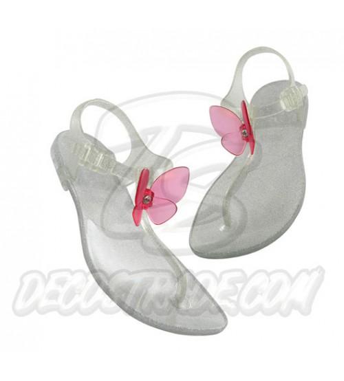 Босоножки Zhoelala коллекция «Бабочки» ZL-BF02