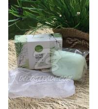 Мыло от акне с маслом чайного дерева от Baby Bright, Tea Tree Acne Soap, 55 гр